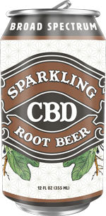 Sparkling CBD Beverages
