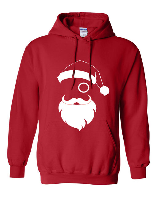 Mr CBD Red Christmas Hooded Sweatshirt
