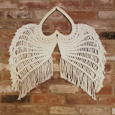 personalized wall hangings texture