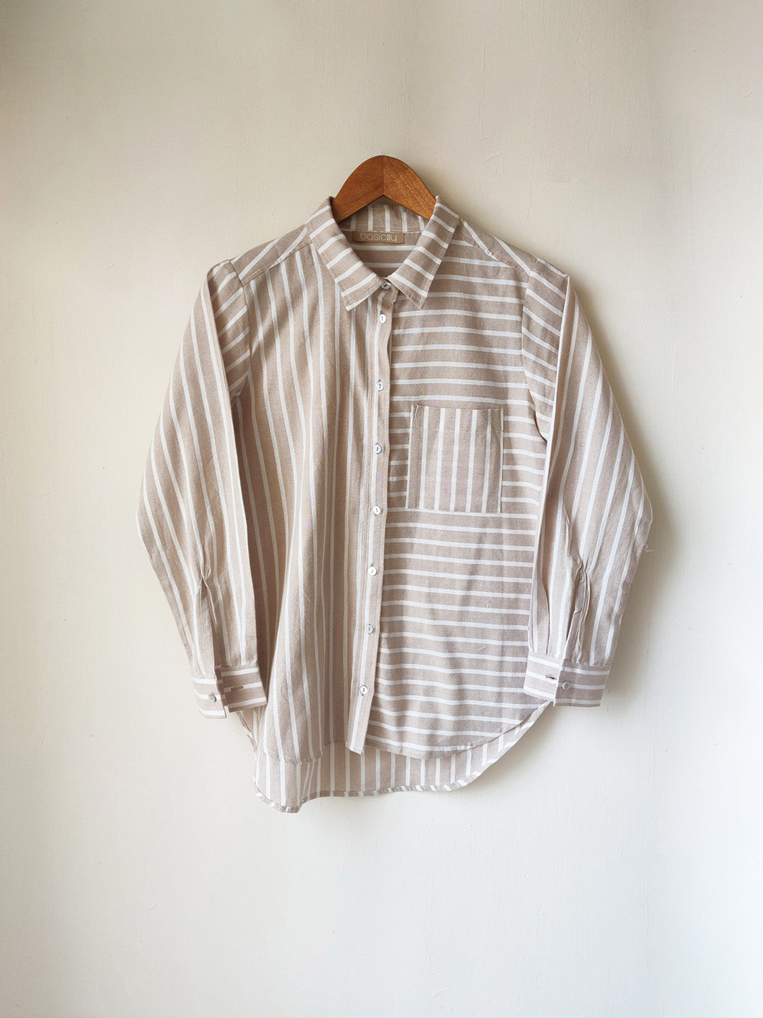 EASY BUTTON DOWN SHIRT