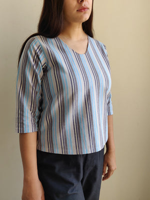 SIMPLE DAYS BLOUSE