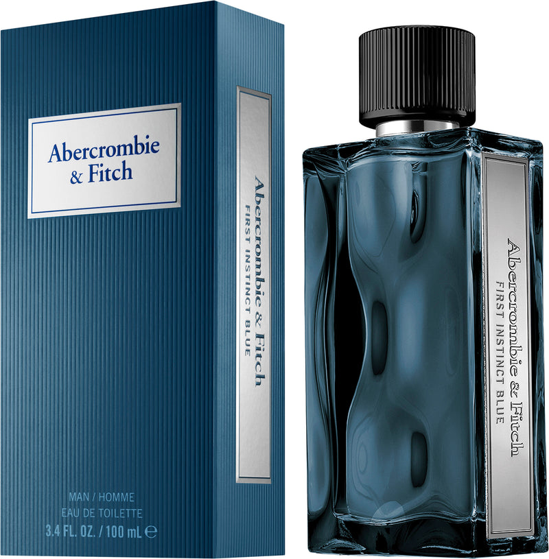 Abercrombie og Fitch First Instinct Blue EDT
