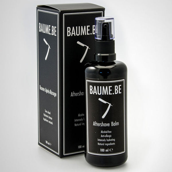 Aftershave Balm til følsom hud, 100 ml., BAUME.BE - Barber&Care