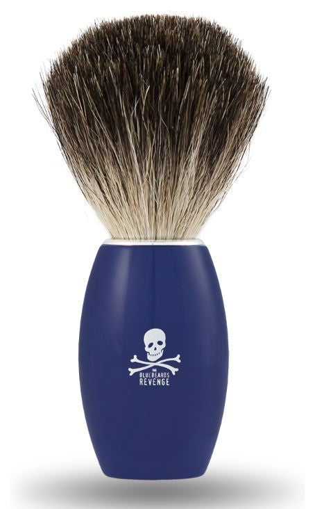 Barberkost Privateer Pure Badger, Bluebeard Revenge - Barber&Care