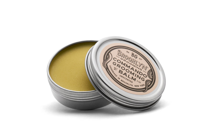 COMMANDO GROOMING BALM 60 ml - Barber&Care