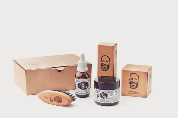 BEYER'S OIL BOX - Barber&Care