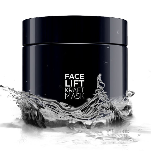 Facelift Kraft Mask. (120ml) - Barber&Care