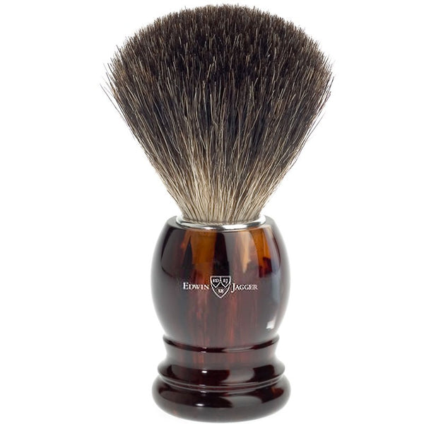 Barberkost Tortoise Pure Badger Medium - Barber&Care