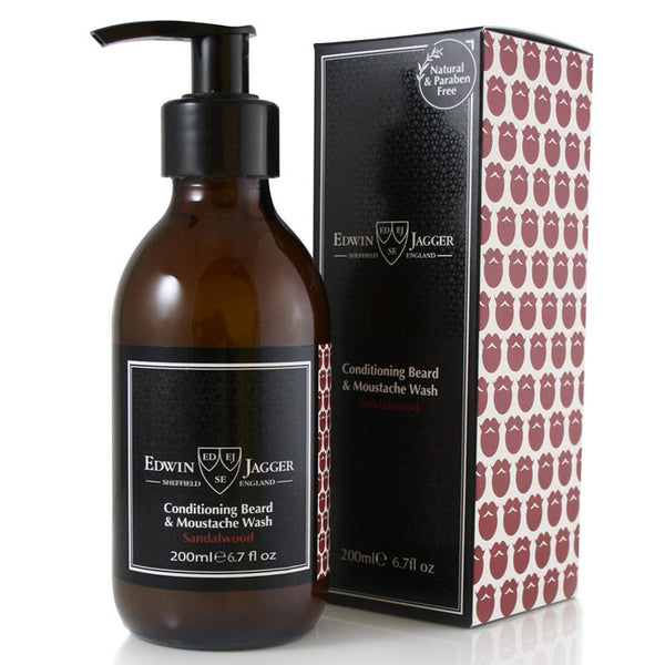 Skægshampoo Sandalwood (200 ml.) - Barber&Care