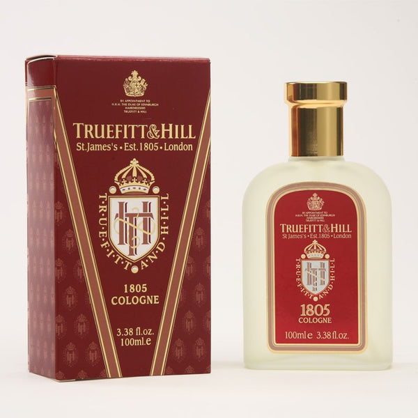 Herreduft 1805 (100 ml.), Truefitt & Hill - Barber&Care