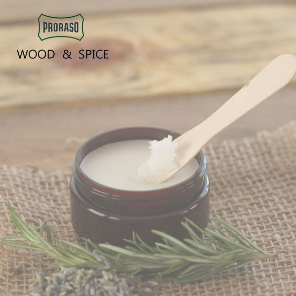 Skægshampoo WOOD AND SPICE (200 ml.) - Proraso - Barber&Care