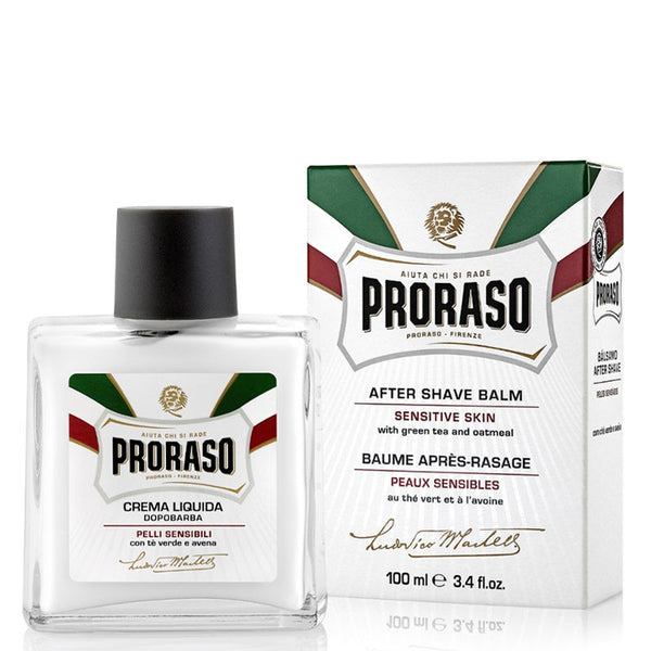 Aftershave Balsam, til følsom hud (100 ml.) - Proraso - Barber&Care