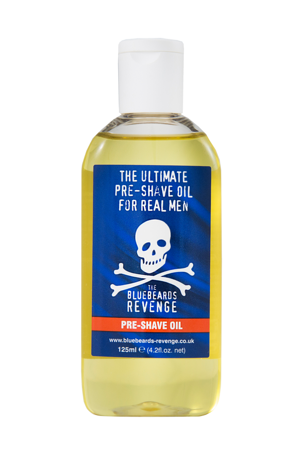 The Bluebeards Revenge Professional Pre-Shave Oil 125ml