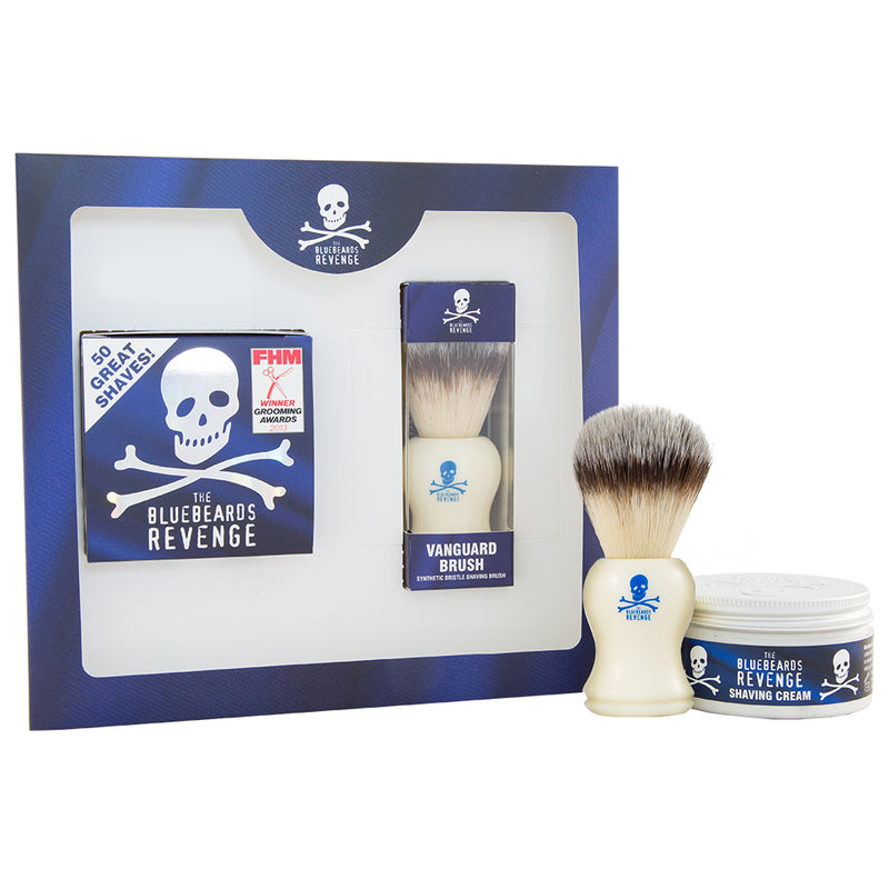 Shaving Cream & Vanguard Gaveæske