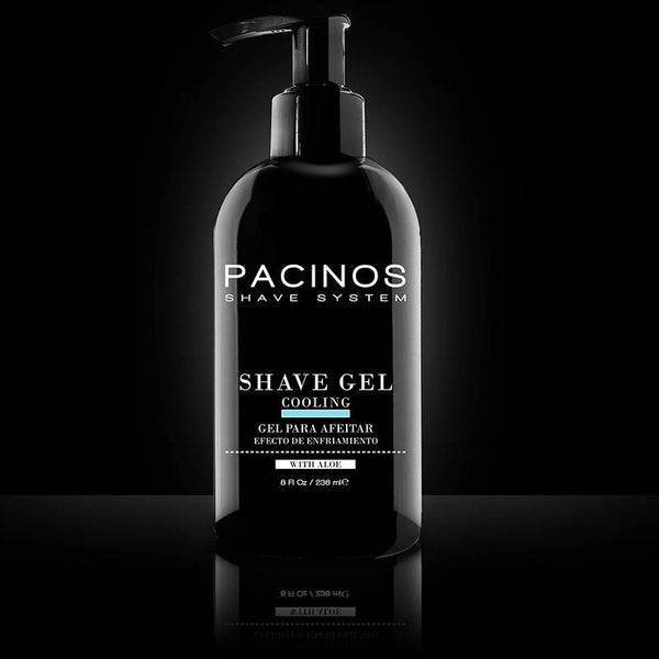 PACINOS Shaving Gel 236 ml - Barber&Care