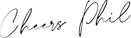 Phil Walters Signature