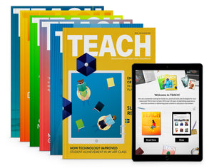 TEACH Magazine, tips, strategies, resources for K-12 teachers