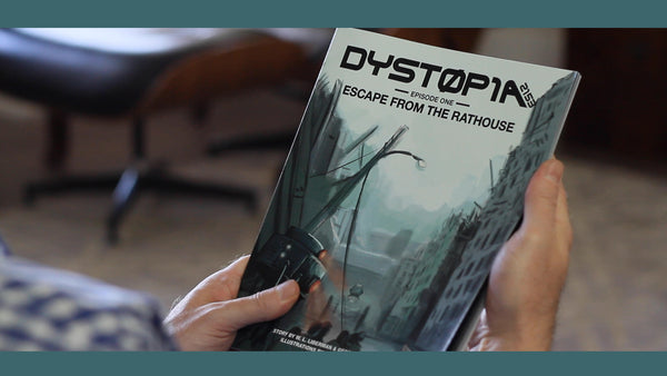 Dystopia 2153 - Book One