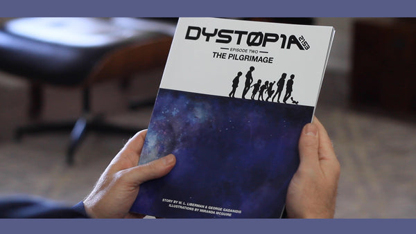 Dystopia 2153 - Book Two