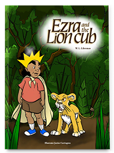 Ezra and the Lion Cub