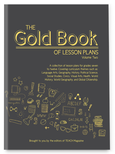 The Gold Book of Lesson Plans Vol. 2