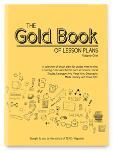 The Gold Book of Lesson Plans Vol. 1