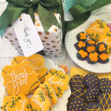 Shop online for custom cookies, wedding cookies, baby cookies and gourmet gifts at www.sugaricacookies.com. Sugarica Cookies is the place to find the most beautiful cookies you'll ever see!