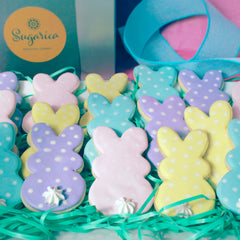 The best online cookies, Easter cookies, brownies and custom decorated cookies for shipping and delivery anywhere in the US