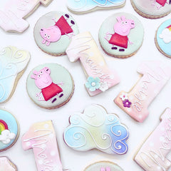 The best online cookies and custom decorated cookies for shipping and delivery anywhere in the US