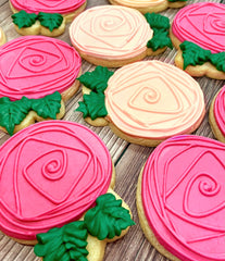 Send the best decorated cookies, gourmet treats, chocolates and custom cookies for Valentine's Day gifts from Sugarica Cookies.