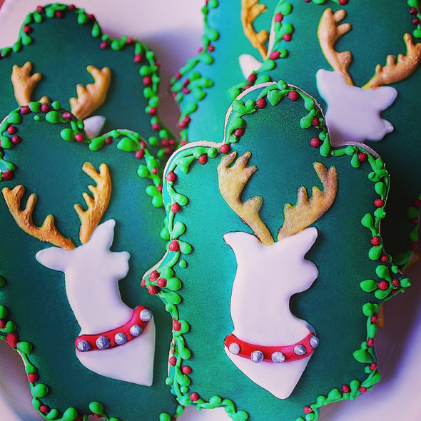 Shop the best Christmas Cookies and gourmet gifts online for shipping and delivery at Sugarica Cookies. Visit us online at www.sugaricacookies.com and find the best custom cookies for shipping anywhere in the U.S.