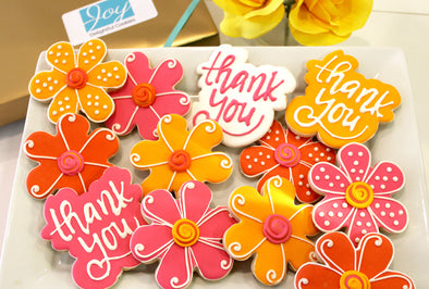 Flower Power Thank You Gift Set