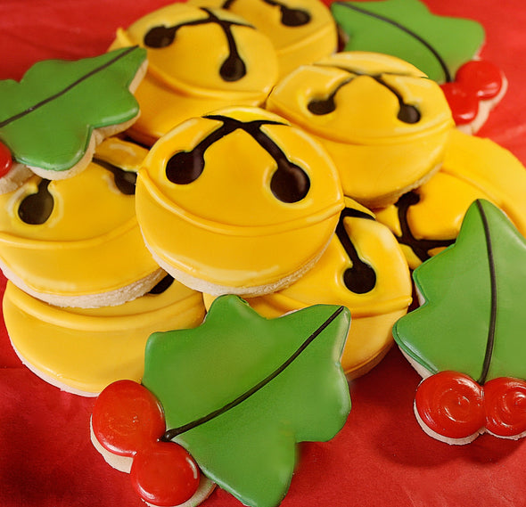 Shop the most exquisite decorated cookies, custom cookies, Christmas cookies and gourmet gifts at Sugarica Cookies! Find the best decorated cookies for the holidays at http://www.sugaricacookies.com