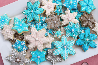 Shop the best and most exquisite decorated Christmas Cookies and gourmet gifts online for shipping and delivery at Sugarica Cookies. Visit us online at www.sugaricacookies.com and find the best custom cookies for shipping anywhere in the U.S.
