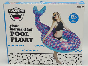 BIGMOUTH POOL FLOAT