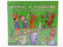 Laden Sie das Bild in den Galerie-Viewer, CD Putumayo Presents Animal Playground