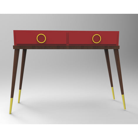 The Gatsby Console: Red