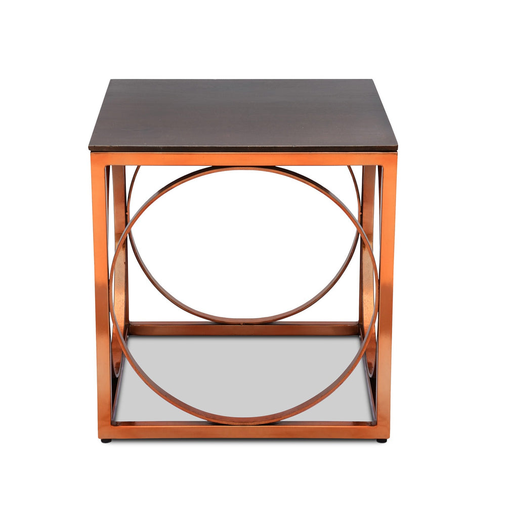 Geometrical Side Table