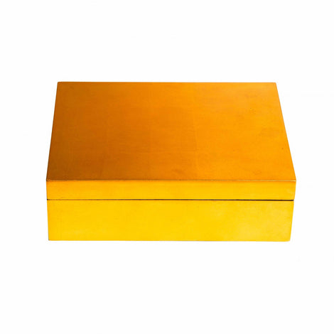 Gold Treasure Box, Large