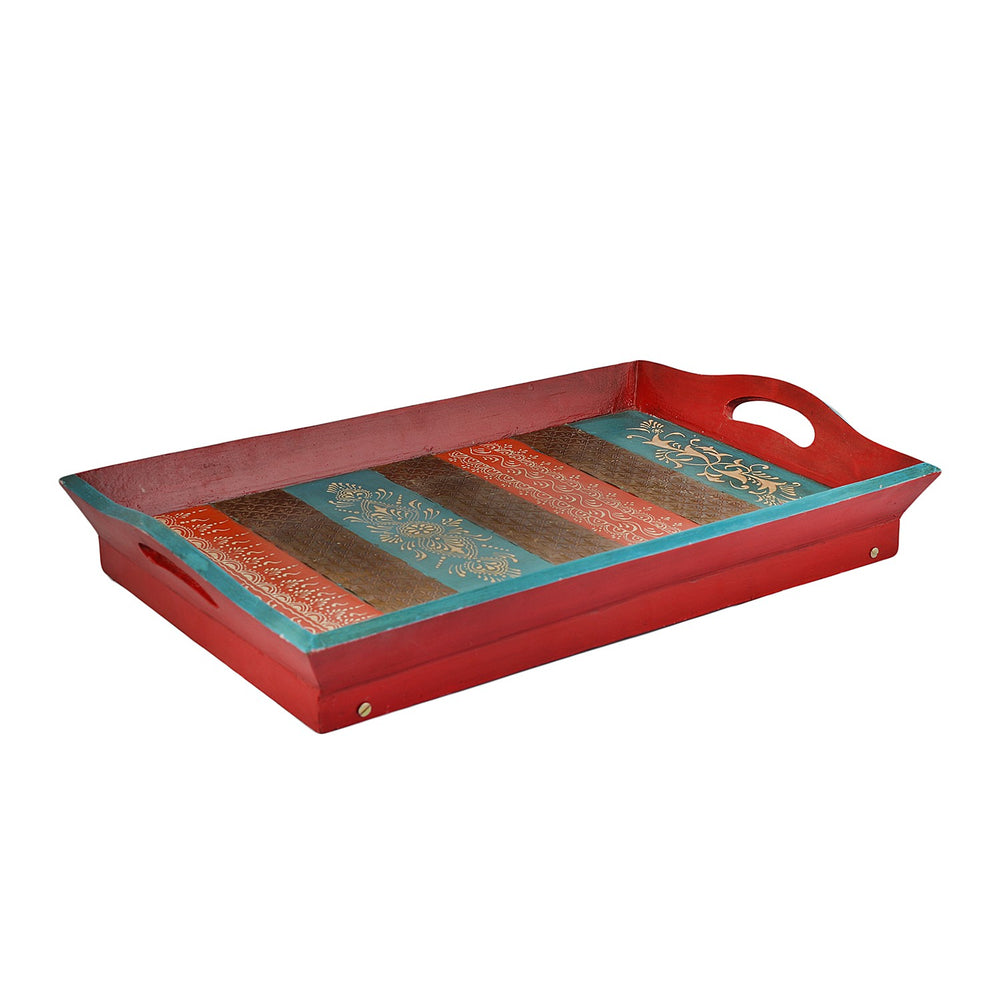 Colorful Foldable Tray
