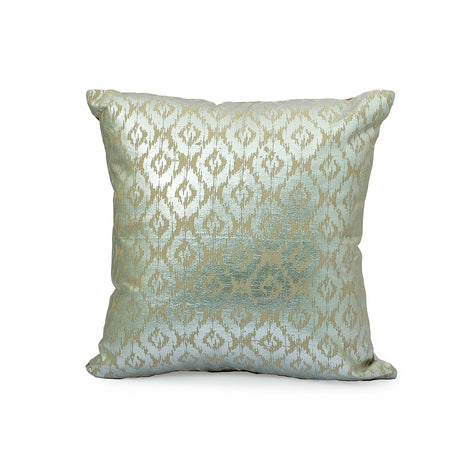 Kuba Silver Cushion Cover