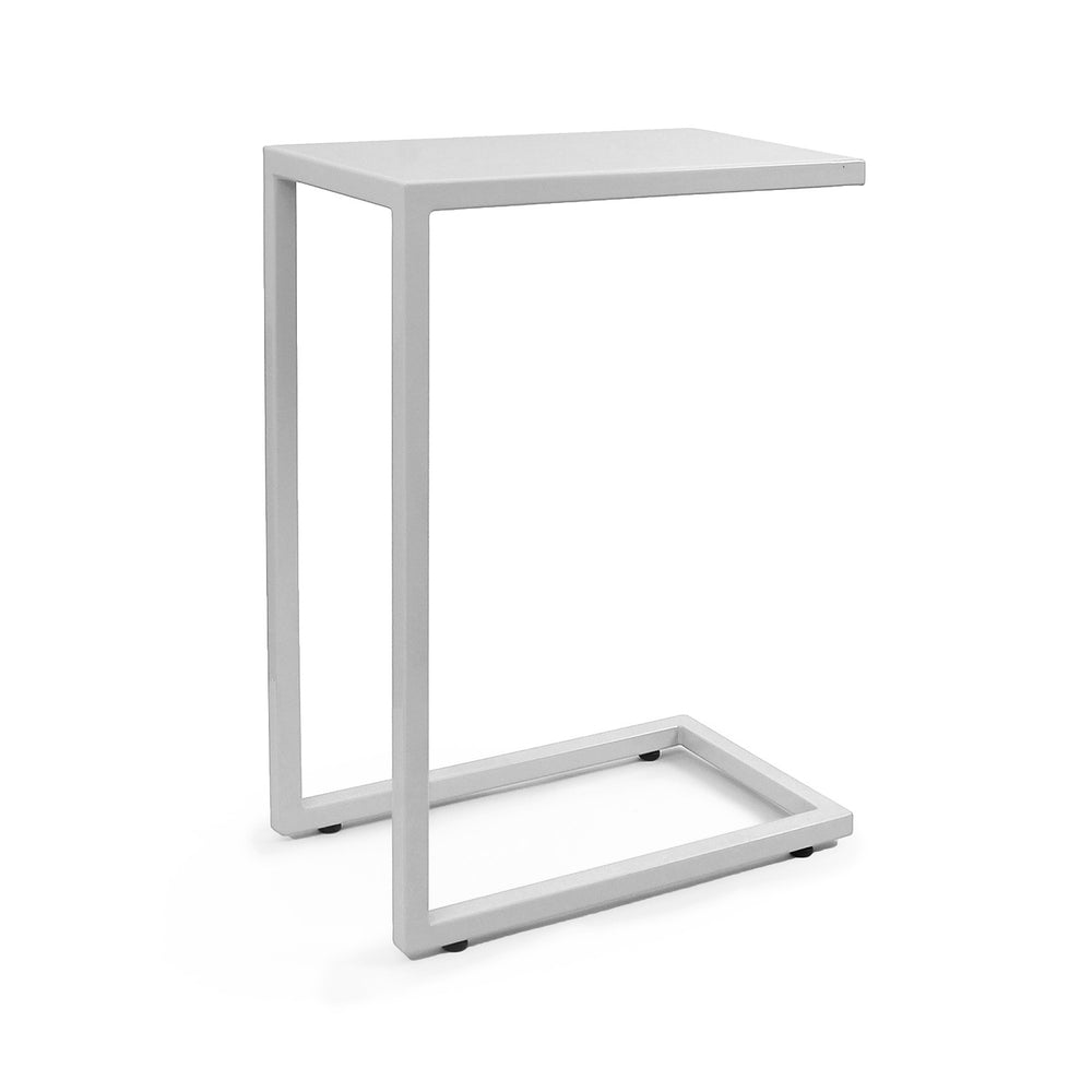 Metal C Table: Cream