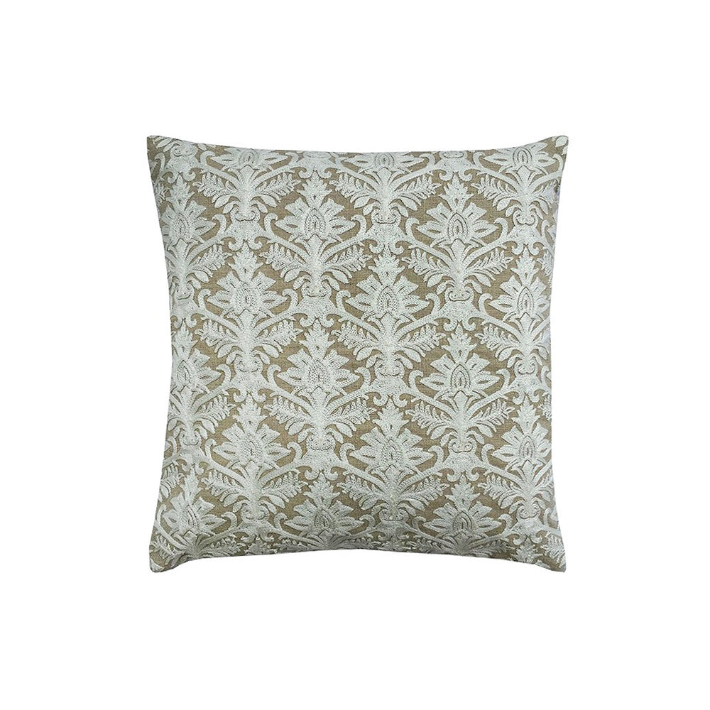 Mughal Natural Cushion Cover