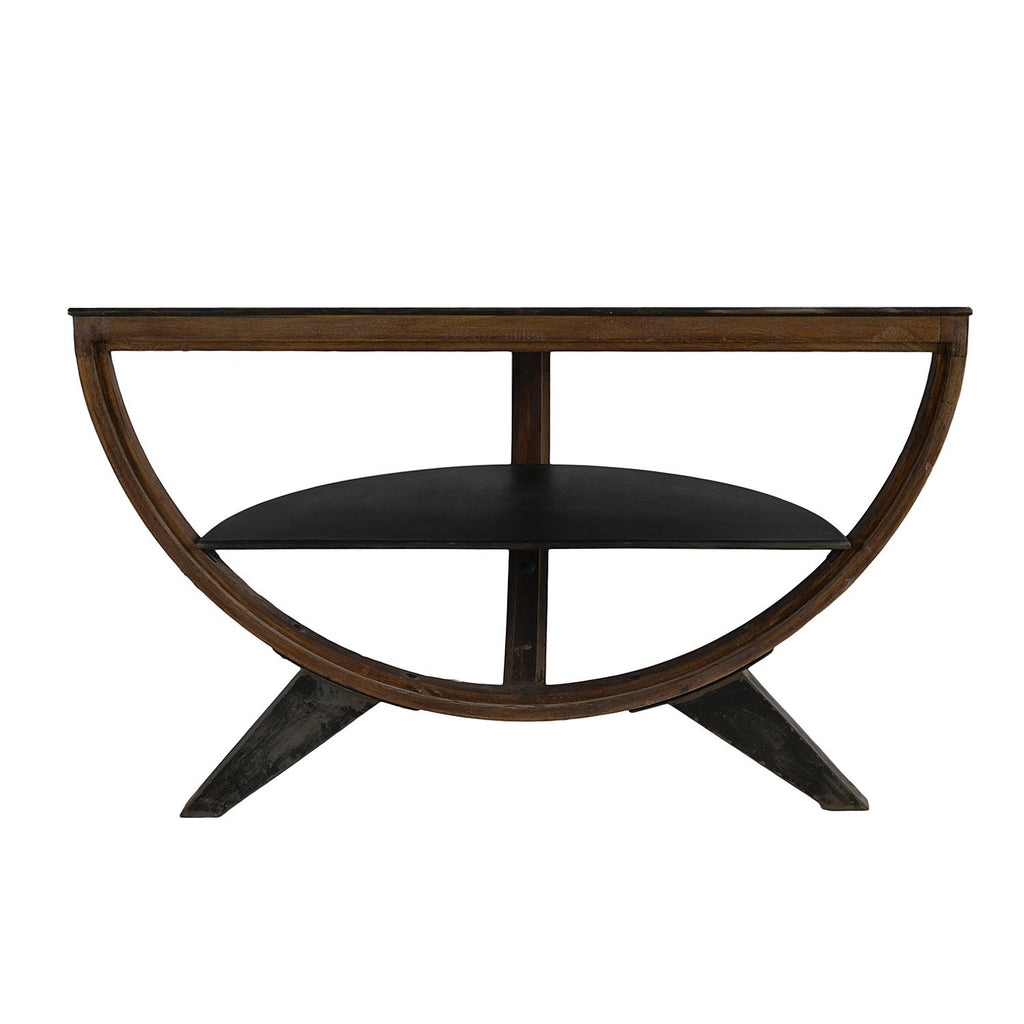 Semi Circle Console The Yellow Door Store
