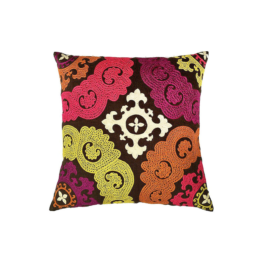 Shadow Brown Cushion Cover