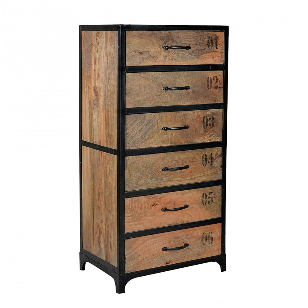 Smokestack Chest Of Drawers
