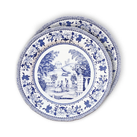 Sudbury Blue Dinner Plate (Set Of 2)