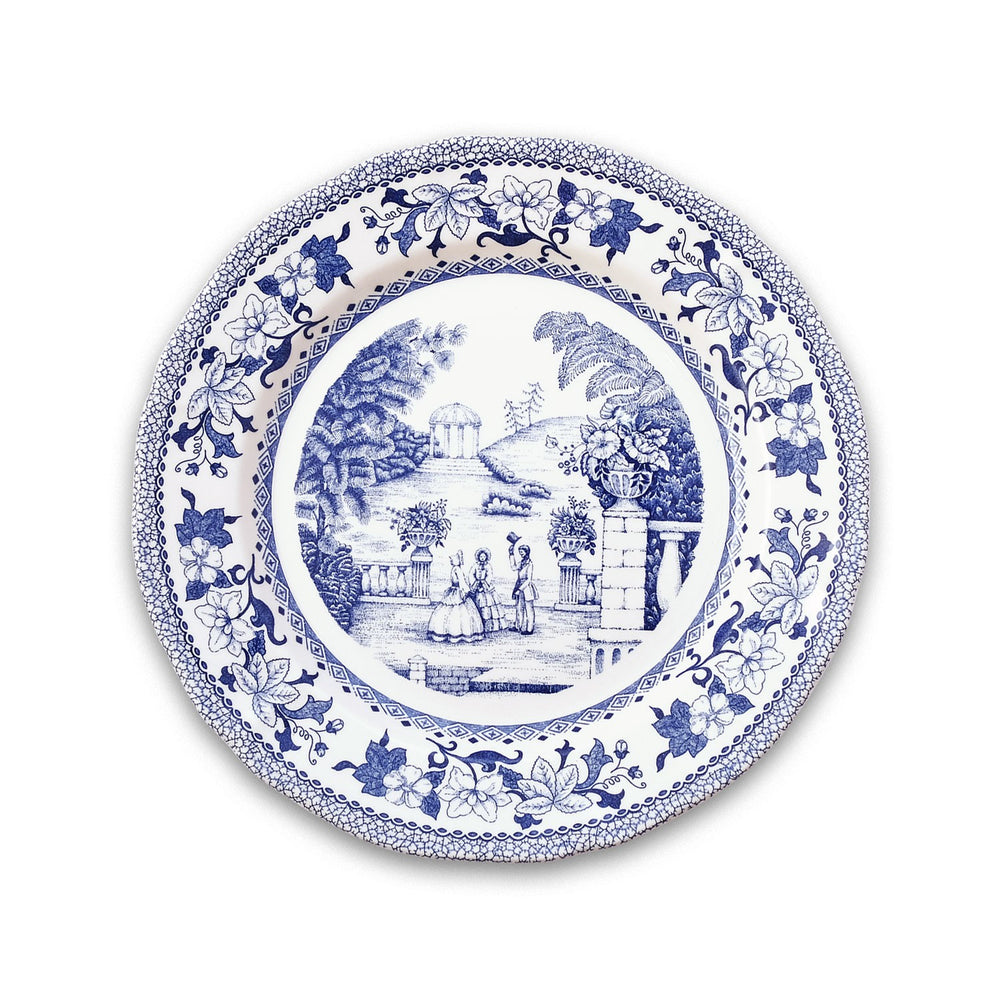 Sudbury Blue Rice Plate