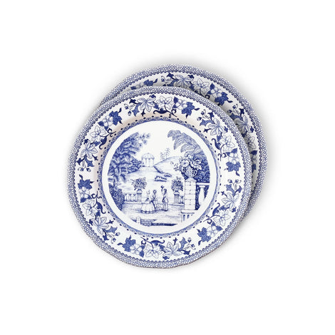 Sudbury Blue Side Plate (Set Of 2)