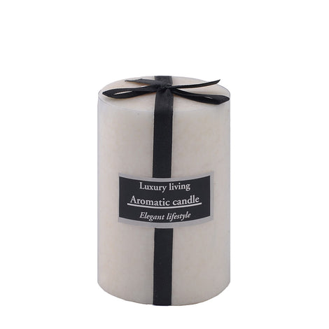 Vanilla Scented Candle, 4 X 3